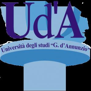 Logo of Università degli studi G. d'Annunzio